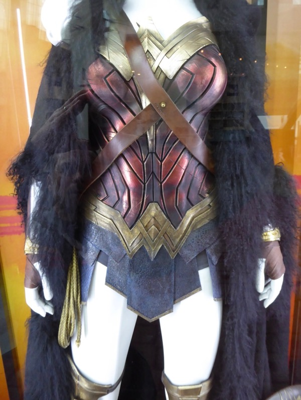 The Costumes Of Wonder Woman For Gal Gadot And Cast Were Designed By Lindy Hemming