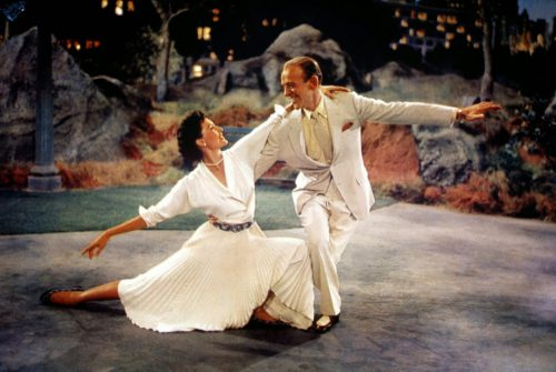 Fred Astaire S Dance Partners And Their Costumes Designed By The Great Hollywood Costume Designers