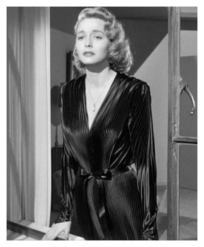 Patricia Neal in The Fountainhead.