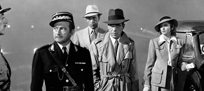 CASABLANCA: THEY'LL ALWAYS HAVE PARIS