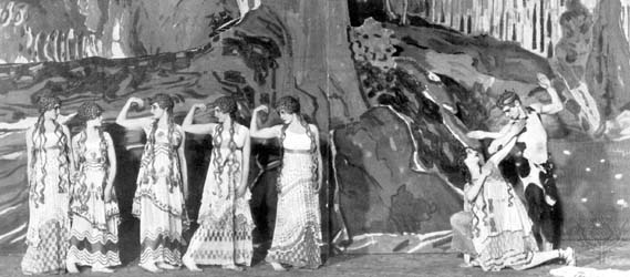 BAKST, BALLET, AND HOLLYWOOD