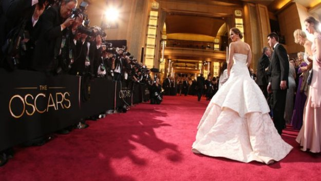 OSCAR RED CARPET MOST GLAMOROUS GOWN AWARD 2016